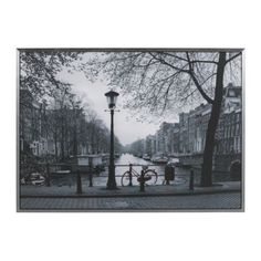 IKEA - VILSHULT, Picture, Motif created by Fernando Bengoechea.Mounted picture - ready to hang.