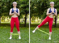 Упражнения с лентой-эспандером просты и помогают достичь отличных результатов, а выполнять их можно где угодно. Для полноценной силовой тренировки не обязательно отправляться в спортзал или покупать г...
