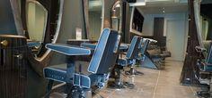 Maxine Morgan Hair Salon Interiors Inspiration