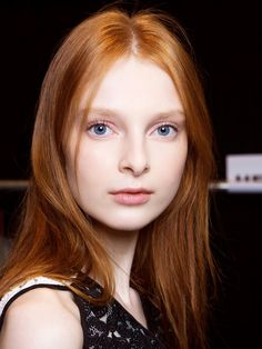 Even really pale girls can get the glow too. via @byrdiebeauty