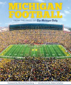 Fans of #Michigan Football! Hail to the Victors Valiant! The story of The Team and The Big House from The Michigan Daily #GoBlue