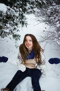 #girl #winter #photoshoot