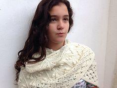 Ravelry: Ouro Preto Shawl KAL pattern by Aloisio santos