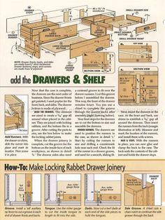 #2709 Shaker Workbench Plans - Workshop Solutions