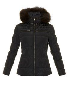 Bareges fur-trim ski jacket   Fusalp   MATCHESFASHION.COM UK