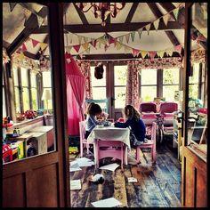 Jamie Oliver's kids' playroom