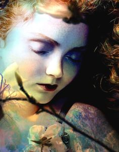 Annabel Lee....Edgar Allen Poe's Muse...beautiful