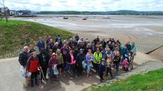 Estuary Clean Up volunteers pictured. Exmouth Local Nature Reserve takes part in UK-wide Beach Clean Event Estuary Clean Up volunteers Posted on: 15 September 2015  The Exe Estuary Management Partnership is taking part in the Great British Beach Clean, coordinated by the Marine Conservation Society (MCS).  - See more at: https://www.devonnewscentre.info/exmouth-local-nature-reserve-takes-part-in-uk-wide-beach-clean-event/#sthash.Kyg7a939.dpuf