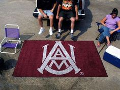 "Alabama A&M University Ulti-Mat 59.5"""" X 94.5"""""