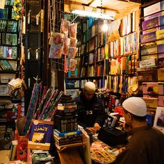 Top Books and Bookstores in Marrakesh