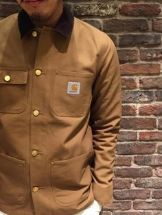 Carhartt Jacket - Carhartt Store In Canada Carhartt Workwear, Carhartt Jacket, Carhartt Wip, Carhartt Store, Mens Western Jackets, New Mens Fashion, Man Fashion, Work Uniforms, Cool Outfits