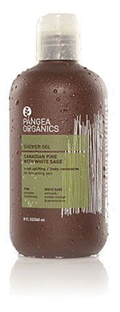 Shower Gel - Canadian Pine with White Sage - 8.5 oz - Liquid by Pangea. $13.53. Canadian Pine with White Sage Shower Gel is grounding to the mind and purifying to the body. White sage is known for its antioxidant, calming and healing effects. Highly therapeutic. Pine is known for its antiseptic, grounding and elevating effects. An invigorating experience. Shower Gel - Canadian Pine with White Sage by Pangea 8.5 oz Liquid Shower Gel - Canadian Pine with White Sa...