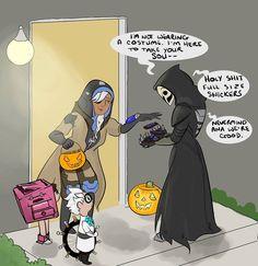 Reaper Halloween_Overwatch