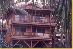 The best bed and breakfast I've ever stayed at. The Bamboo Inn in Hana on Maui