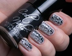 Pinned by www.SimpleNailArtTips.com STAMPING NAIL ART DESIGN IDEAS -   ChitChatNails » My Entry for the Nailz Craze Contest