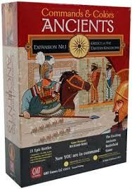 command and colors ancients board game