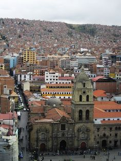 AFAR Magazine Post: Spin the Globe: David Farley in La Paz, Bolivia by David Farley