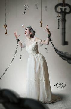 dark photo manipulations by Tullis Heuer Photoshop, Photo Manipulation, About Me Blog, Flower Girl Dresses, Deviantart, Wedding Dresses, Weird Things, Inspiration, Artists