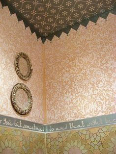 Wall Stencil Moroccan Arabesque Reusable by royaldesignstencils, $89.00