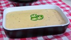 Queso dip with jalapenos, chiles, cream cheese, cheddar and mustard Marilyn Denis Recipes, Appetizer Recipes, Appetizers, Cheese Recipes, Antipasto Skewers, Mozzarella Stuffed Meatballs, Fried Chicken Wings, Cheese Fries, Game Day Food