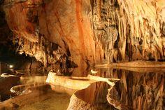 Domica Cave in Slovak Karst (Slovakia) - Cueva de Domica en el Karst Eslovaco (Eslovaquia)