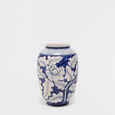 FLORAL DESIGN VASE - Vases - Decoration   Zara Home Sweden