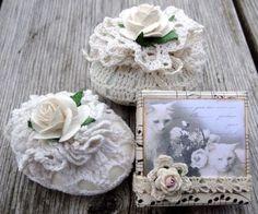 sabonetes decorados modelo de crochê