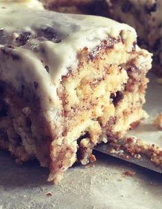 Baking Recipes, Dessert Recipes, Cake Receipe, Sweet Cookies, Cake Cookies, Jewish Recipes, Cake Servings, No Bake Cake, Sweet Recipes