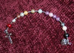 Advent Prayer Beads