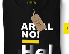"Check out new work on my @Behance portfolio: ""Diseño t-shirt Typo"" http://be.net/gallery/44277173/Diseno-t-shirt-Typo"