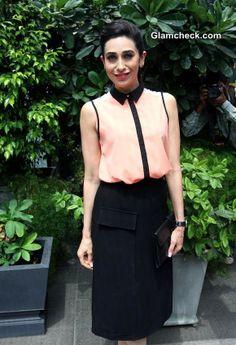 Karisma Kapoor Minimalist Style 2014
