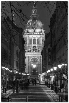 Bazilika, Budapest. Great city to visit.