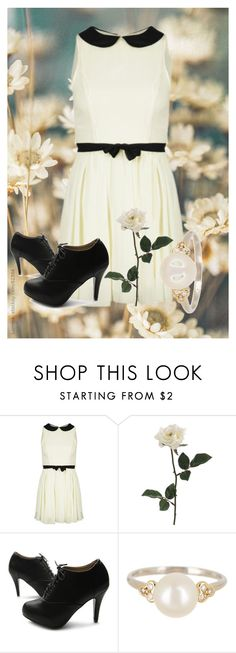 """""""HBD Julie Andrews! (AKA Mary Poppins)"""" by miau-892 ❤ liked on Polyvore featuring Club L, Ollio and Effy Jewelry"""
