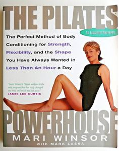 The Pilates Powerhouse - - An exercise routine embraced by professional dancers for over fifty years, Pilates is now the hottest and most talked about fitness trend since the running shoe. Pilates Workout, Exercise, Workouts, Winsor Pilates, Pilates Equipment, Pilates Clothes, Celebrity Magazines, Professional Dancers, Body Sculpting