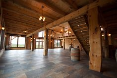 My Wedding Venue Inside Wedding Venues, Wood, Ideas, Wedding Reception Venues, Wedding Places, Woodwind Instrument, Timber Wood, Trees, Thoughts