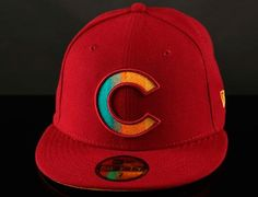 NEW ERA x MLB 「Chicago Cubs Fade-A-Grade」59Fifty Fitted Baseball Cap