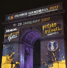 PHENOMENAL: Championnat du monde masculin de handball 2017