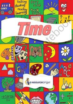 Time from Resource Angel on TeachersNotebook.com -  (46 pages)  - Resource Angel has produced these printables. Whether telling the time using analog or digital media this is the pack for you. All work is differentiated to meet the needs of every child.