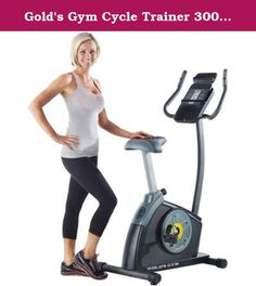 Gold's Gym Cycle Trainer 300 Ci Exercise Bike with iFit Bluetooth Smart Technology. The new Gold's Gym Cycle Trainer 300 Ci Exercise Bike has all the great things you love about the Gold's Gym Cycle Trainer 290 with a few additional features - it now comes with a tablet holder and is iFit Bluetooth Smart enabled. Get a jumpstart on your fitness program. The Cycle Trainer 300 Ci is iFit Bluetooth Smart enabled, granting you access to premium workouts designed by certified personal trainers...