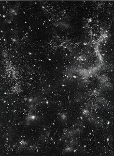Vija Celmins, Starfield I, 1982 (graphite)