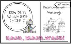 Kinderboekenweek 2015: werkboekje groep 5