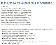 JW facts 1 https://carm.org/is-the-jehovahs-witness-religion-christian
