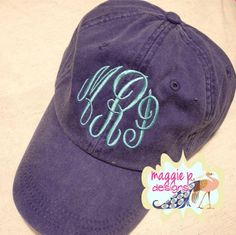 15 Best Embroidery on baseball hat images in 2017 | Embroidery ideas