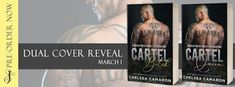 Wonderful World of Books: Duel Cover Reveal - Almanza Duet (Cartel Bitch/Car...