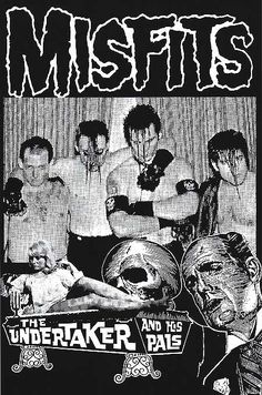 [ MISFITS POSTER ] I've had this for close to 20 years now...