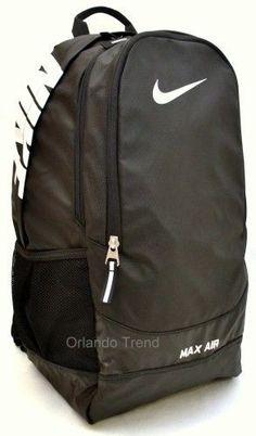 Nike Backpack Black 15