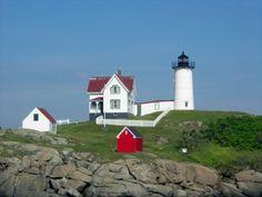 Cape Neddick, Maine