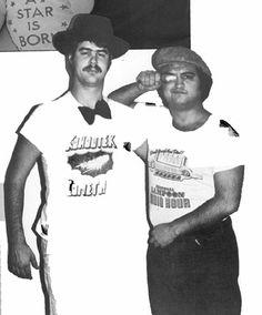 The Blues Brothers (Dan Aykroyd and John Belushi)