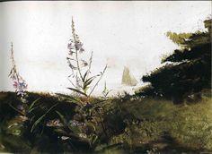 andrew wyeth   Andrew Wyeth Paintings p. 128