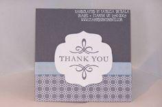 Splitcoaststampers FOOGallery - Mini Elegant Thank You